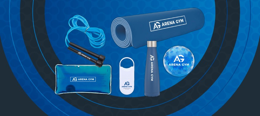 Lead a Healthier Lifestyle With These 6 Promotional Products