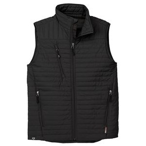 Storm Creek® Men's Eco-Insulated Quilted Vest