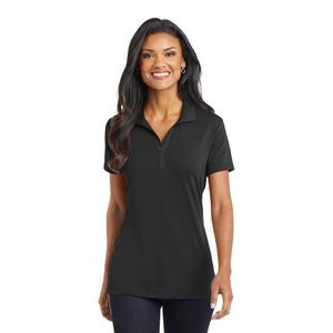 Port Authority® Ladies' Cotton Touch™ Performance Polo Shirt