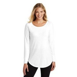 District® Women's Perfect Tri® Long Sleeve Tunic Tee