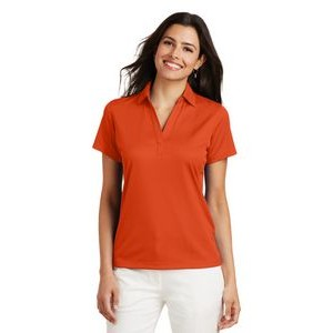 Port Authority® Ladies Performance Fine Jacquard Polo Shirt