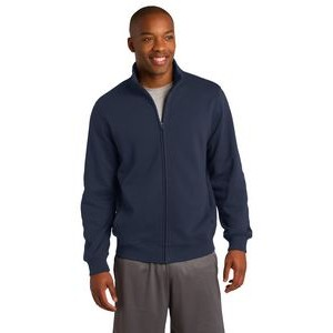 Sport-Tek® Men's Full-Zip Sweatshirt
