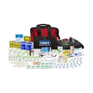 Deluxe Home & Office First Aid Kit