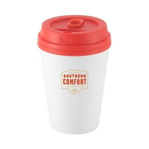 White 10 Oz. Earth Friendly Cup