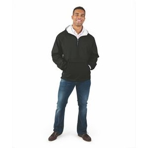 Adult Classic Solid Pullover Jacket