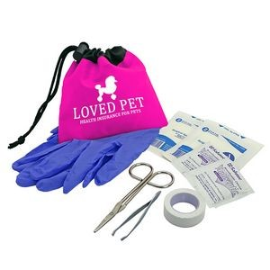 Cinch Tote Dog First Aid Kit