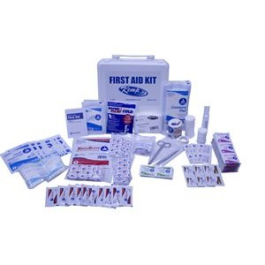 Kemp USA 24-Unit First Aid Kit (188 Pieces)