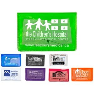 """Pain Stop"" 7 Piece Pain Relief First Aid Kit"