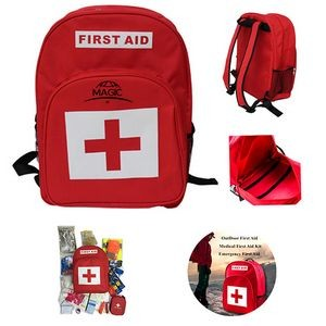 Outdoor Emergency First Aid Kit