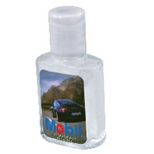 0.5 Oz. Hand Sanitizer Bottle