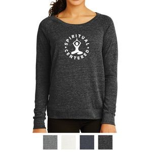 Alternative® Ladies' Eco-Jersey™ Slouchy Pullover