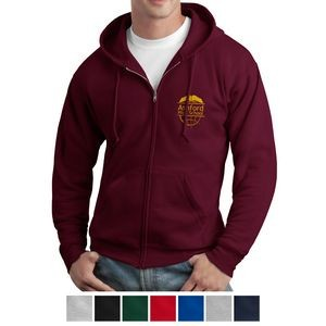 Hanes® EcoSmart® Full-Zip Hooded Sweatshirt