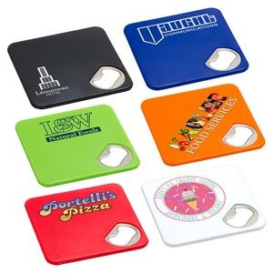 Econo Bottle Opener Coaster