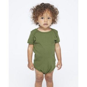 American Apparel® Infant Baby Rib One Piece Bodysuit