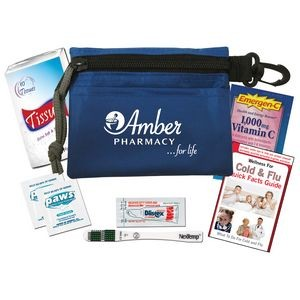 Compact Health & Wellness Kit