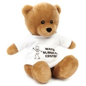 "8"" Santino Bear Stuffed Animal"