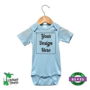 The Laughing Giraffe® Pastel Baby Bodysuit