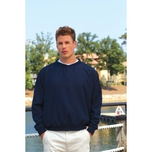 Inner Harbor Ultra-Soft Sueded Microfiber Wind Shirt
