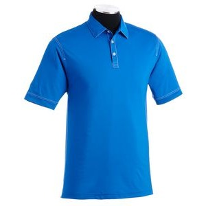 Men's Callaway Industrial Stitch Polo Shirt