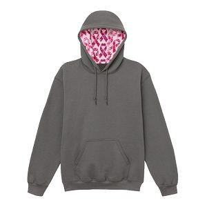 Pink Ribbon Pullover