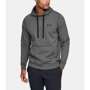 Under Armour® UA Rival Fleece Fitted Pullover Hoodie